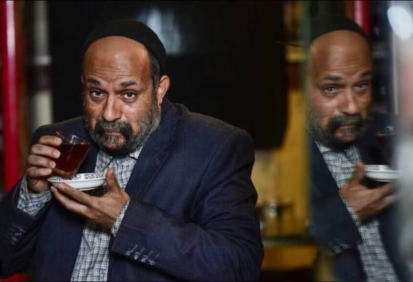 احمد مهرانفر در فیلم سینمایی خجالت نکش
