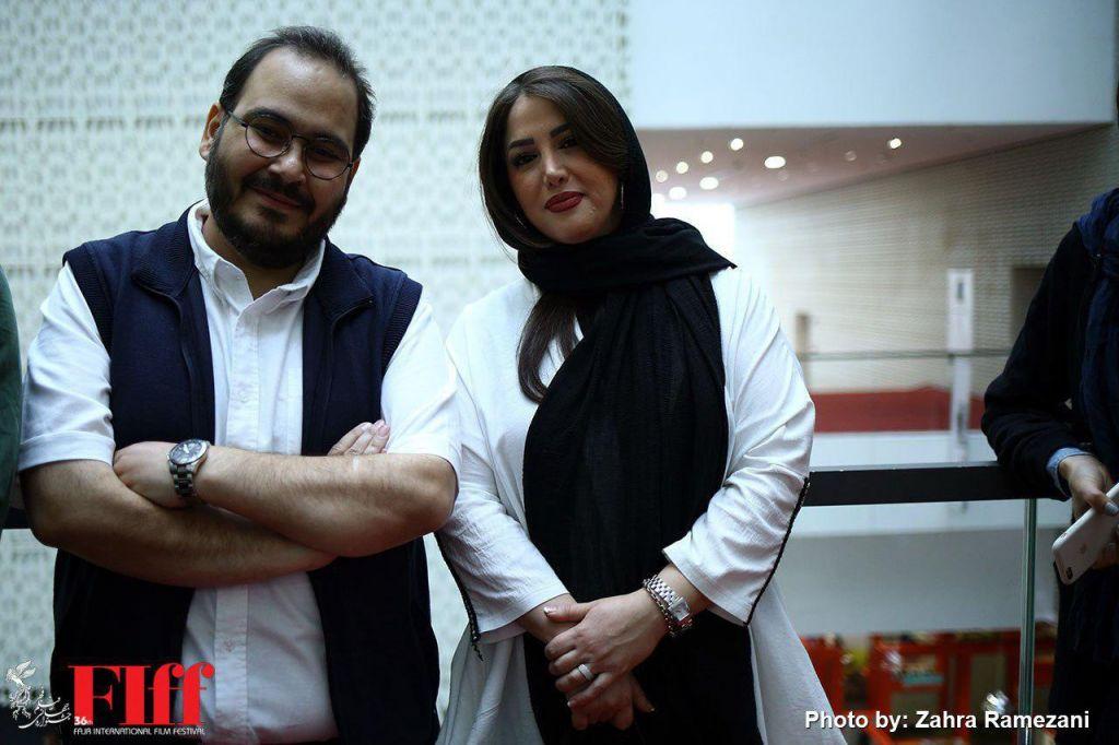 محمدرضا داوودنژاد، بازیگر سینما و تلویزیون - عکس جشنواره