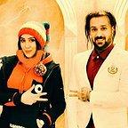 پشت صحنه فیلم سینمایی کاتیوشا با حضور احمد مهرانفر
