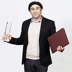 محسن تنابنده، بازیگر و نویسنده سینما و تلویزیون - عکس جشنواره