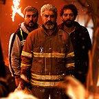 فیلم سینمایی چهارراه استانبول با حضور بهرام رادان، مهدی پاکدل و محسن کیایی