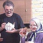 تصویری شخصی از رابعه مدنی، بازیگر سینما و تلویزیون