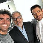 پشت صحنه فیلم سینمایی رحمان 1400 با حضور مهران مدیری و محمدرضا گلزار