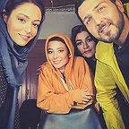 پشت صحنه سریال تلویزیونی دل دار با حضور محمدرضا غفاری، سوگل خلیق و الناز حبیبی