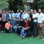 پشت صحنه فیلم سینمایی ساکن طبقه وسط با حضور سیدشهاب حسینی