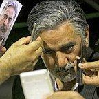 تست گريم فیلم سینمایی قاتل اهلی با حضور پرویز پرستویی