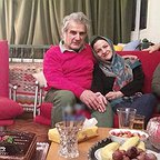 تصویری شخصی از گلاب آدینه، بازیگر و بازیگردان سینما و تلویزیون