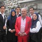 پشت صحنه سریال تلویزیونی ویلای من با حضور غلامرضا نیکخواه، لیلا ایرانی، جوانه دلشاد و پوریا ایرایی