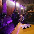 پشت صحنه فیلم سینمایی زیر سقف دودی به کارگردانی پوران درخشنده