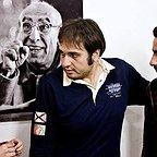 پشت صحنه فیلم سینمایی عصبانی نیستم با حضور باران کوثری، رضا درمیشیان و نوید محمدزاده