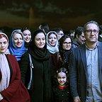 فرش قرمز فیلم سینمایی دختر با حضور مریلا زارعی، سیدرضا میر کریمی و ماهور الوند