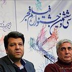 عکس جشنواره ای فیلم سینمایی به وقت شام با حضور ابراهیم حاتمیکیا و محمد خزاعی