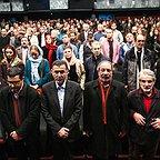 داریوش فرهنگ، کارگردان و بازیگر سینما و تلویزیون - عکس جشنواره