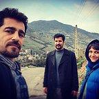 تصویری شخصی از آیدا پناهنده، نویسنده و کارگردان سینما و تلویزیون