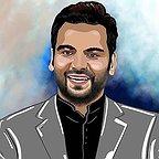 تصویری شخصی از احسان علیخانی، مجری و تهیه کننده سینما و تلویزیون