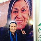 تصویری شخصی از علی عمرانی، بازیگر سینما و تلویزیون