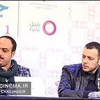 پدرام شریفی، بازیگر سینما و تلویزیون - عکس اکران
