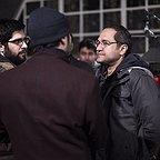 احسان گودرزی، بازیگر و نویسنده سینما و تلویزیون - عکس جشنواره