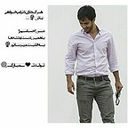 تصویری شخصی از ساعد سهیلی، بازیگر سینما و تلویزیون