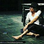 تصویری شخصی از سیامک صفری، بازیگر و نویسنده سینما و تلویزیون