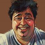 تصویری شخصی از رضا شفیعیجم، بازیگر و تهیه کننده سینما و تلویزیون