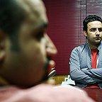 پشت صحنه فیلم سینمایی رونا جان به کارگردانی نوید محمودی