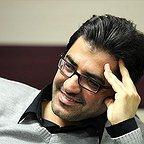 نیما جاویدی، نویسنده و کارگردان سینما و تلویزیون - عکس مراسم خبری
