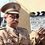 پشت صحنه فیلم سینمایی یتیمخانه ایران با حضور قطبالدین صادقی