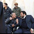 پشت صحنه فیلم سینمایی یتیمخانه ایران با حضور ابوالقاسم طالبی
