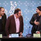 مصطفی سلطانی، مجری طرح و مدیر تولید سینما و تلویزیون - عکس مراسم خبری