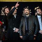 مصطفی سلطانی، مجری طرح و مدیر تولید سینما و تلویزیون - عکس جشنواره