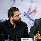 مزدک میر عابدینی، بازیگر و نویسنده سینما و تلویزیون - عکس جشنواره