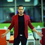 تصویری شخصی از میلاد کیمرام، بازیگر و مهمان سینما و تلویزیون