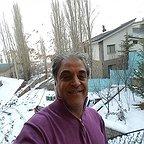 تصویری شخصی از مصطفی راد، بازیگر سینما و تلویزیون