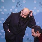 تصویری شخصی از وحید جلیلوند، بازیگر و نویسنده سینما و تلویزیون