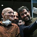 نشست خبری فیلم سینمایی فروشنده با حضور سید شهاب حسینی و اصغر فرهادی