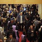 فرش قرمز فیلم سینمایی دختر با حضور سید رضا میرکریمی