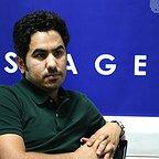 هادی بهروز، مدیر فیلم برداری سینما و تلویزیون - عکس مراسم خبری