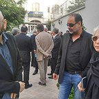 تصویری شخصی از عباس کیارستمی، نویسنده و کارگردان سینما و تلویزیون