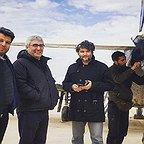 پشت صحنه فیلم سینمایی به وقت شام با حضور ابراهیم حاتمیکیا و محمد خزاعی