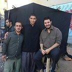 پشت صحنه فیلم سینمایی تنگه ابوقریب با حضور جواد عزتی