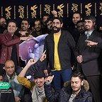 عکس جشنواره ای فیلم سینمایی فیلشاه با حضور سعید شیخزاده و هادی محمدیان