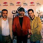 اکران افتتاحیه فیلم سینمایی ساکن طبقه وسط با حضور سیدشهاب حسینی