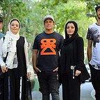 پشت صحنه فیلم سینمایی رحمان 1400 با حضور ساره بیات، یکتا ناصر و محمدرضا گلزار