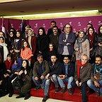 فرش قرمز فیلم سینمایی دختر با حضور فرهاد اصلانی، قربان نجفی، مریلا زارعی، سید رضا میرکریمی، ماهور الوند و نیوشا مدبر