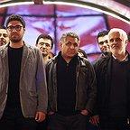 فرش قرمز فیلم سینمایی من با حضور مانی حقیقی، سعید سعدی و سهیل بیرقی