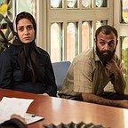 فیلم سینمایی تابستان داغ با حضور صابر ابر و پریناز ایزدیار