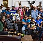 پشت صحنه سریال تلویزیونی ممنوعه با حضور امیر جعفری