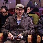 نشست خبری فیلم سینمایی ایستاده در غبار با حضور هادی حجازیفر