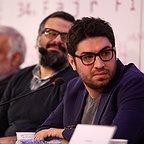 نشست خبری فیلم سینمایی من با حضور سعید سعدی و سهیل بیرقی